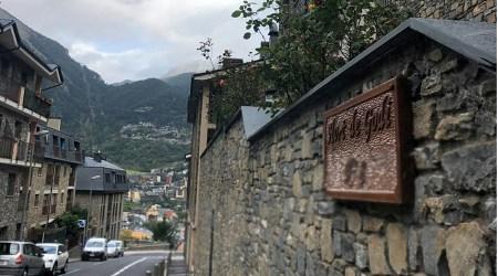 El carrer Hort de Godí. Foto: Comú d'Encamp
