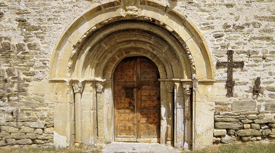 Església de Santa Eugènia de Saga