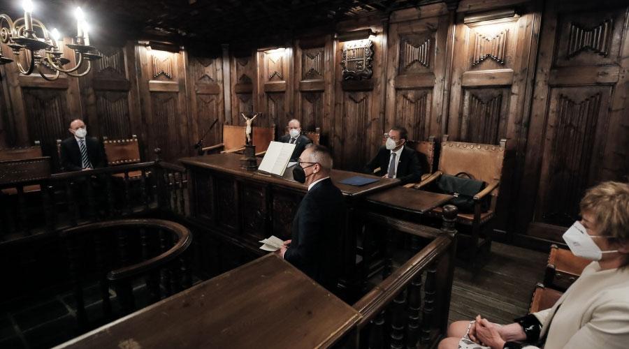 Acte de jurament de notaris