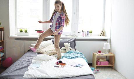 Habitació d'adolescent