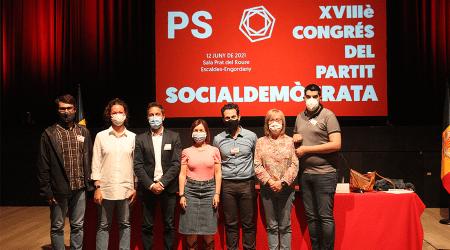 XVIIIè congrés partit PS
