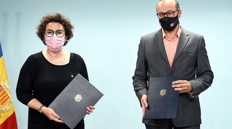 Judith Pallarés i Josep Pol