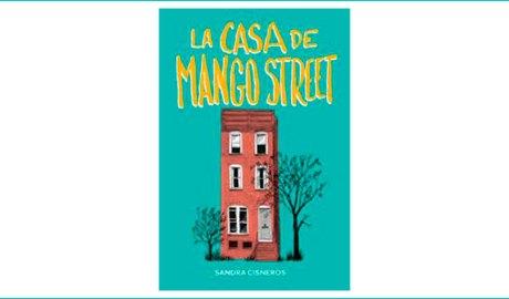 Portada del llibre La casa de Mango street