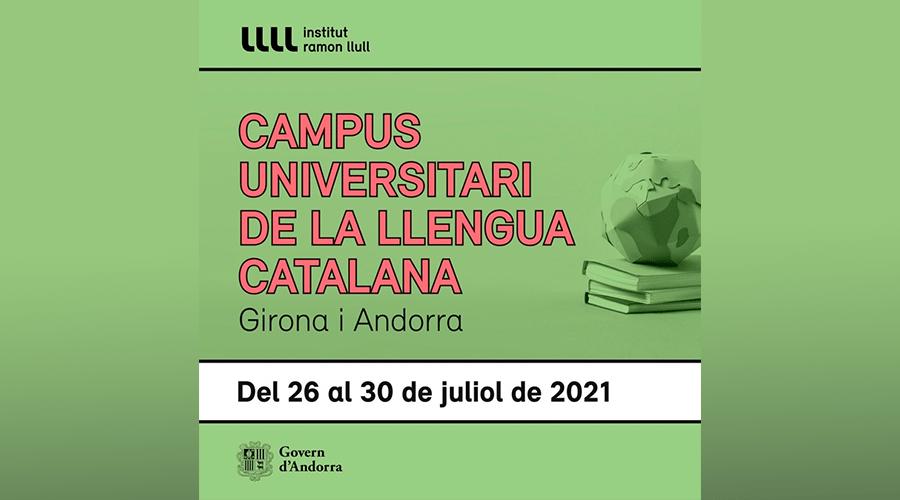 CAMPUS UNIVERSITARI DE LLENGUA CATALANA