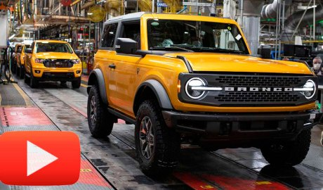 Cadena de muntatge del Ford Bronco