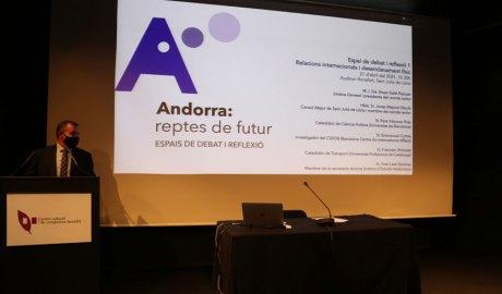 Una de les sessions d'Andorra: Reptes de futur