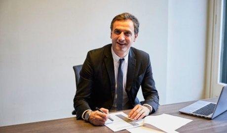 Manel Casals director general del Gremi d'Hotels de Barcelona