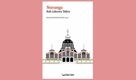 Portada del llibre Noruega