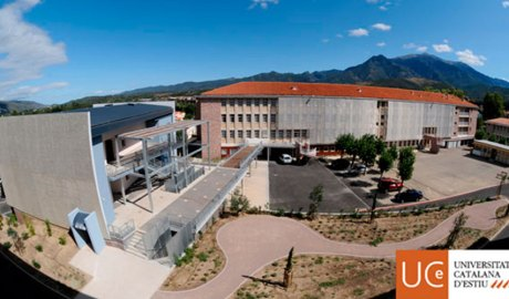 Liceu Renouvier, seu de la Universitat Catalana d'Estiu