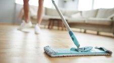 fregar la casa