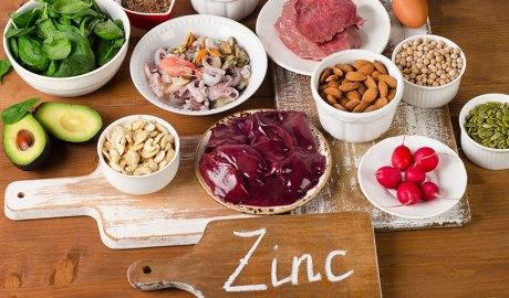 Aliments amb zinc