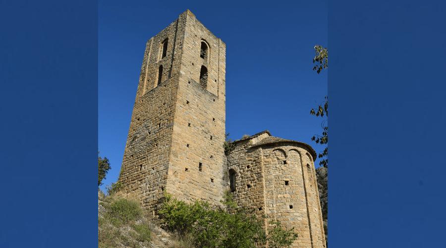 Església de Sant Andreu del Castell d'Oliana