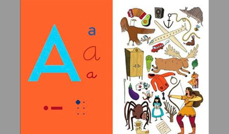 Portada del llibre L'abecedari entremaliat