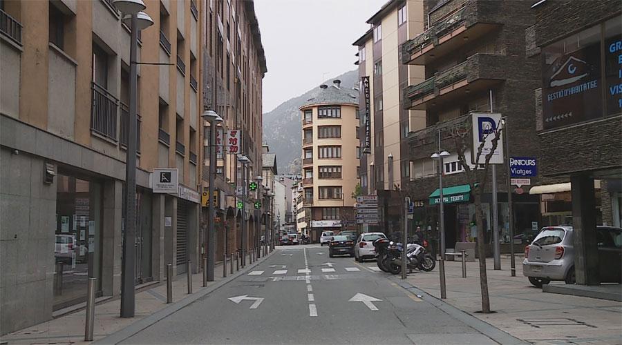Carrer Doctor Nequi d'Andorra la Vella