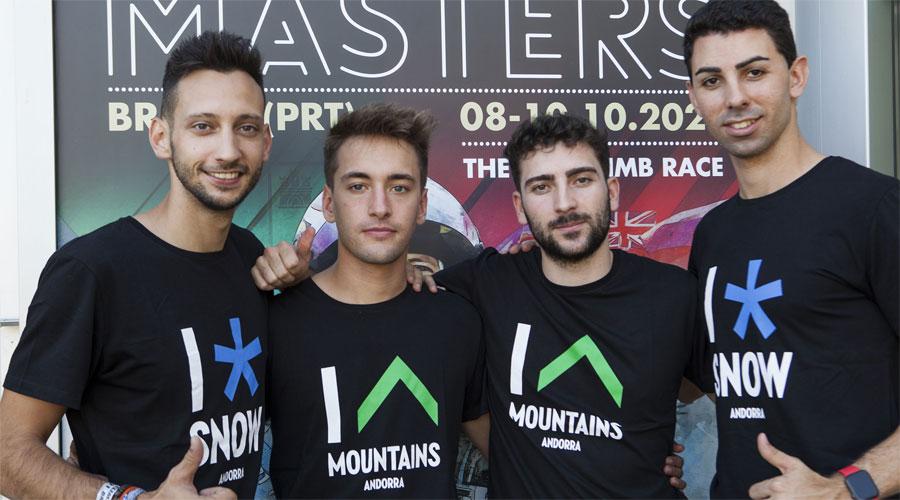 Montellà, Solsona, Muxella i Ferrer, al FIA Hill Climb Masters 2021