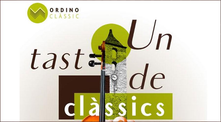 Part del cartell de l'Ordino Clàssic 2021