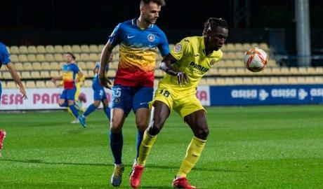 Villarreal B vs FC Andorra