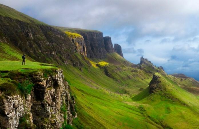 Шотландия самостоятельно