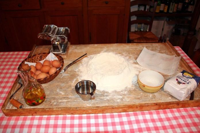 Кулинарные курсы в Италии