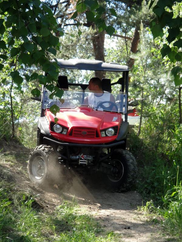 Квадроцикл Nissamaran Tundra 700 отзыв
