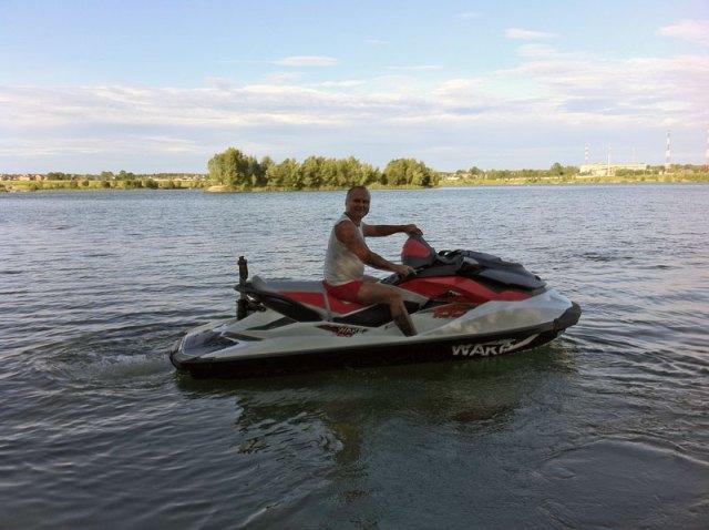 гидроцикл sea-doo gtx