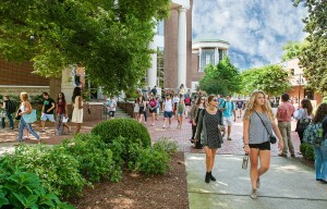First Day of Classes 2014