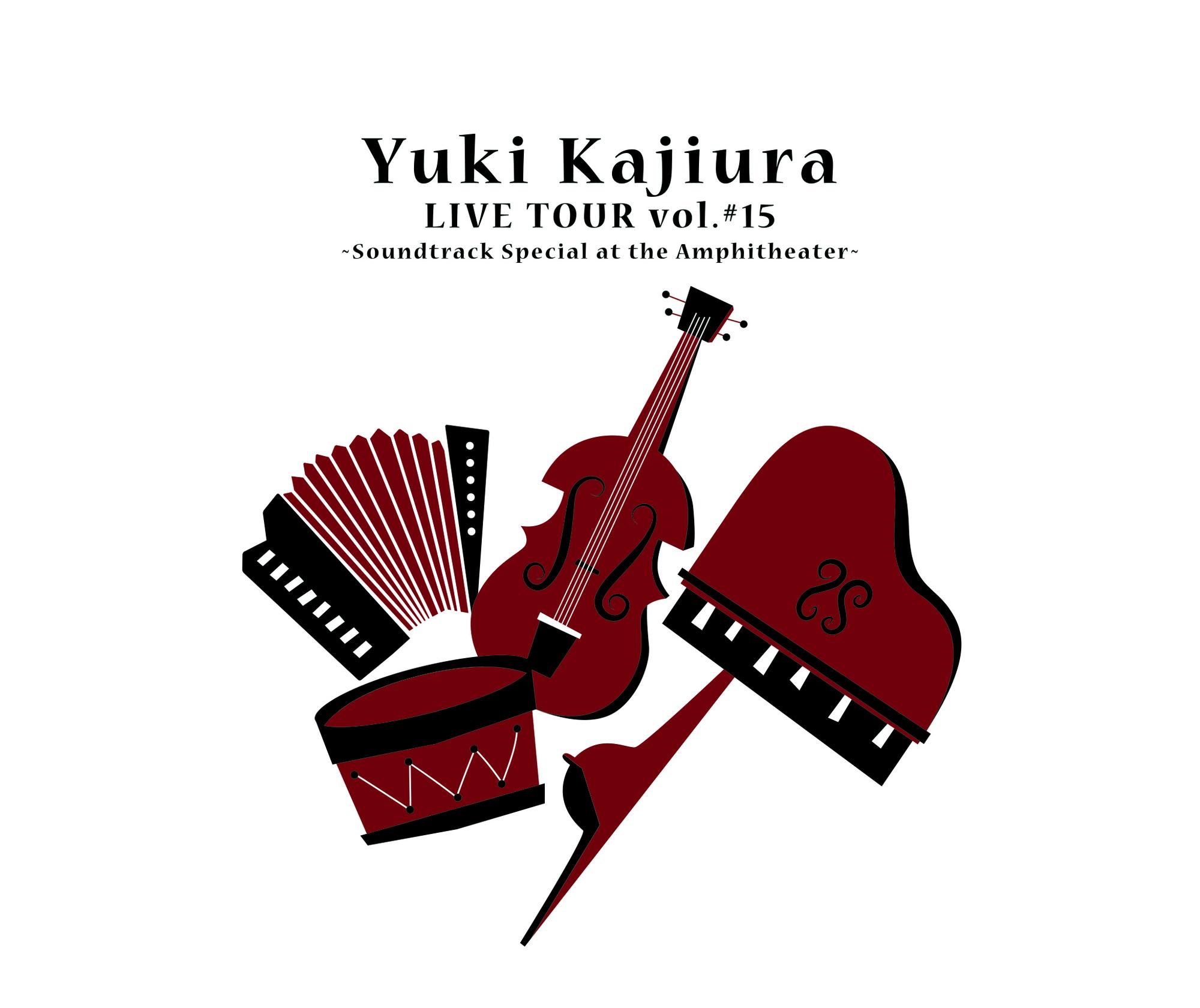 √70以上 Yuki Kajiura Live Tour Vol15