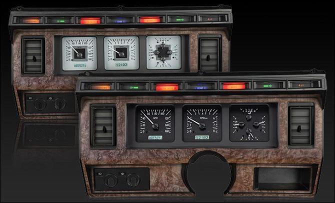 bullnose enthusiasts forum  dakota digital gauges for 1980