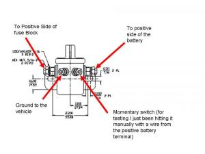 Blue Sea fuse Block install questions | IH8MUD Forum