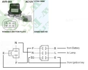 2H Alternator Questions  Identifying a 24v vs 12v