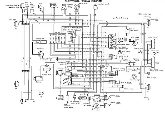 bj40 wiring diagram
