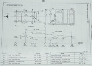 Anyone have a frame diagram?   IH8MUD Forum