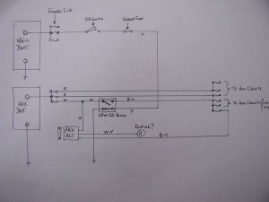 FJ60 Dual Alternator   IH8MUD Forum