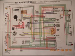 Rewiring a 1970 FJ40 from scratch   IH8MUD Forum