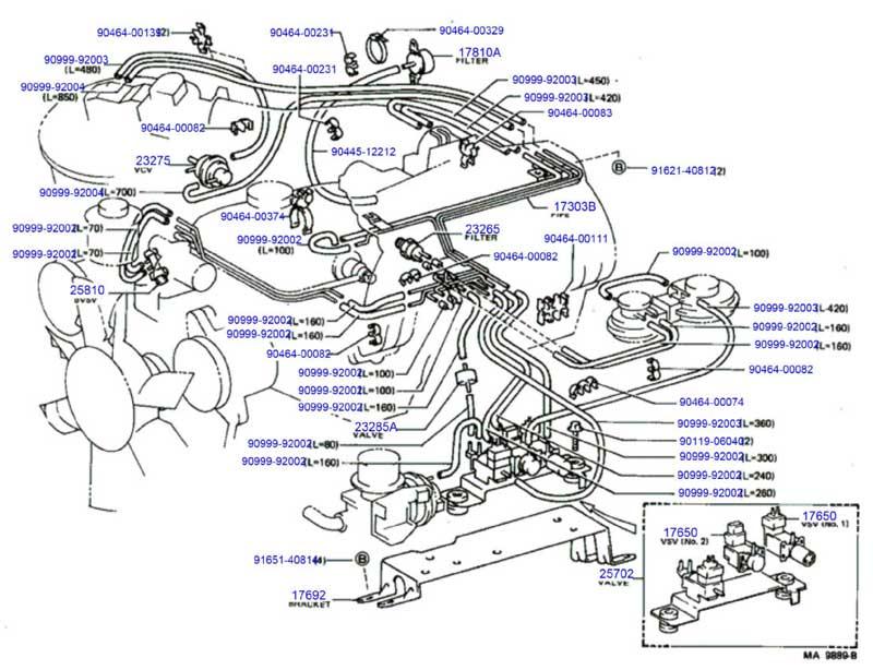 Toyota Corolla Torque Converter Clutch Solenoid Location