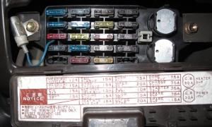 Help needed with fusebox diagram   IH8MUD Forum