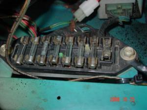 FJ 40 '78 fuse panel   IH8MUD Forum