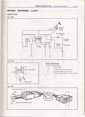 testing brake light switch | IH8MUD Forum