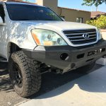 Demello Offroad Front Bumper For Gx470 Is Here Ih8mud Forum