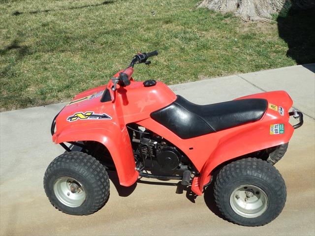 For Sale 86 Yamaha 4 Zinger 60cc ATV So Cal IH8MUD