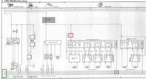 FJ62 Drivers Power Window (AutoDown) Relay Fix   Page 2