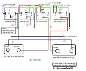 24 Volt trailer wiring diagram | IH8MUD Forum