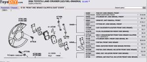 OEM Toyota Parts CatalogDiagram   IH8MUD Forum