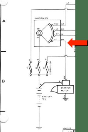 Need source of ignition (startcrank) 12v   IH8MUD Forum