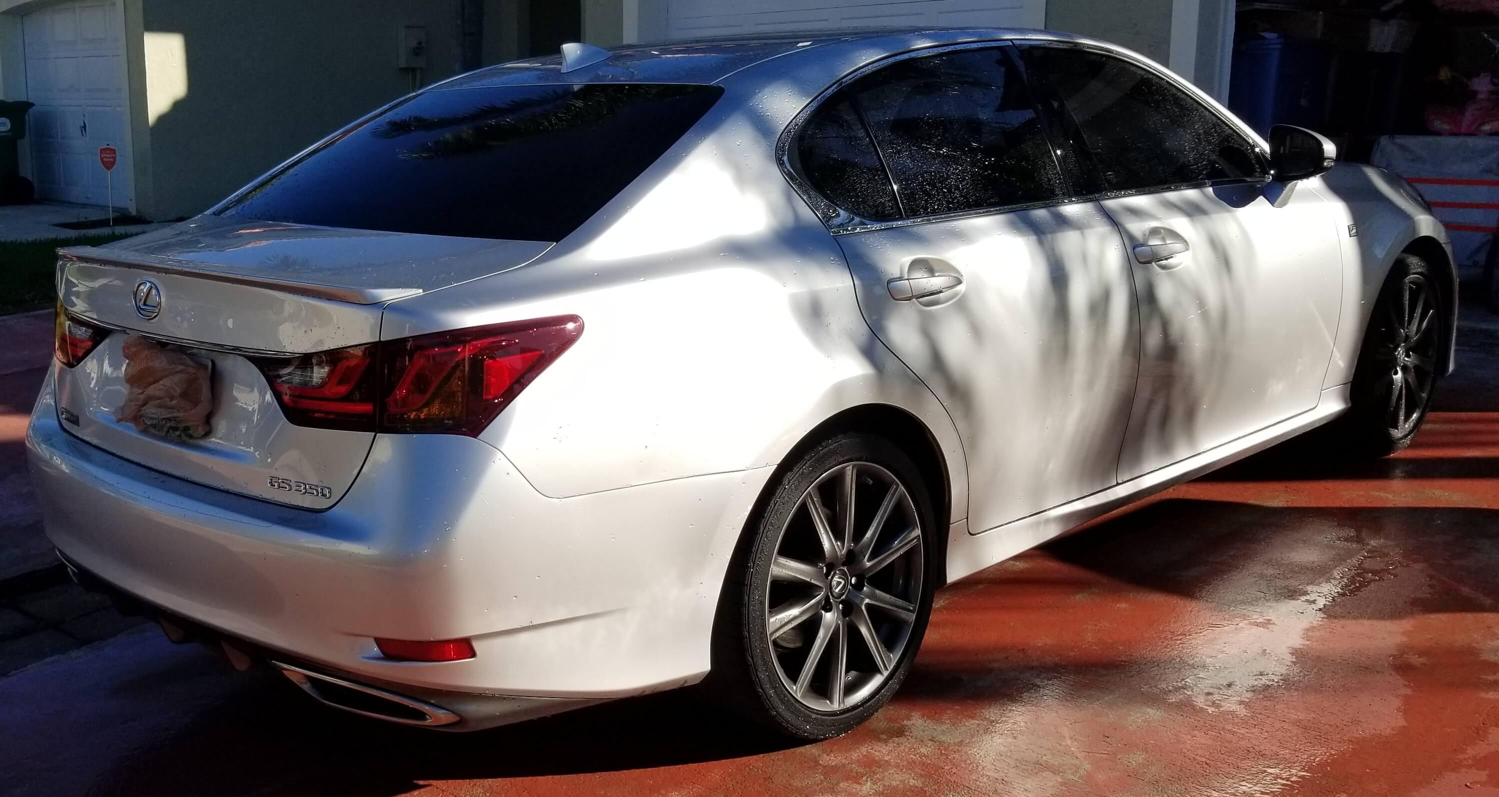 2015 Lexus GS 350 F Sport Lease Swap Marketplace Leasehackr Forum