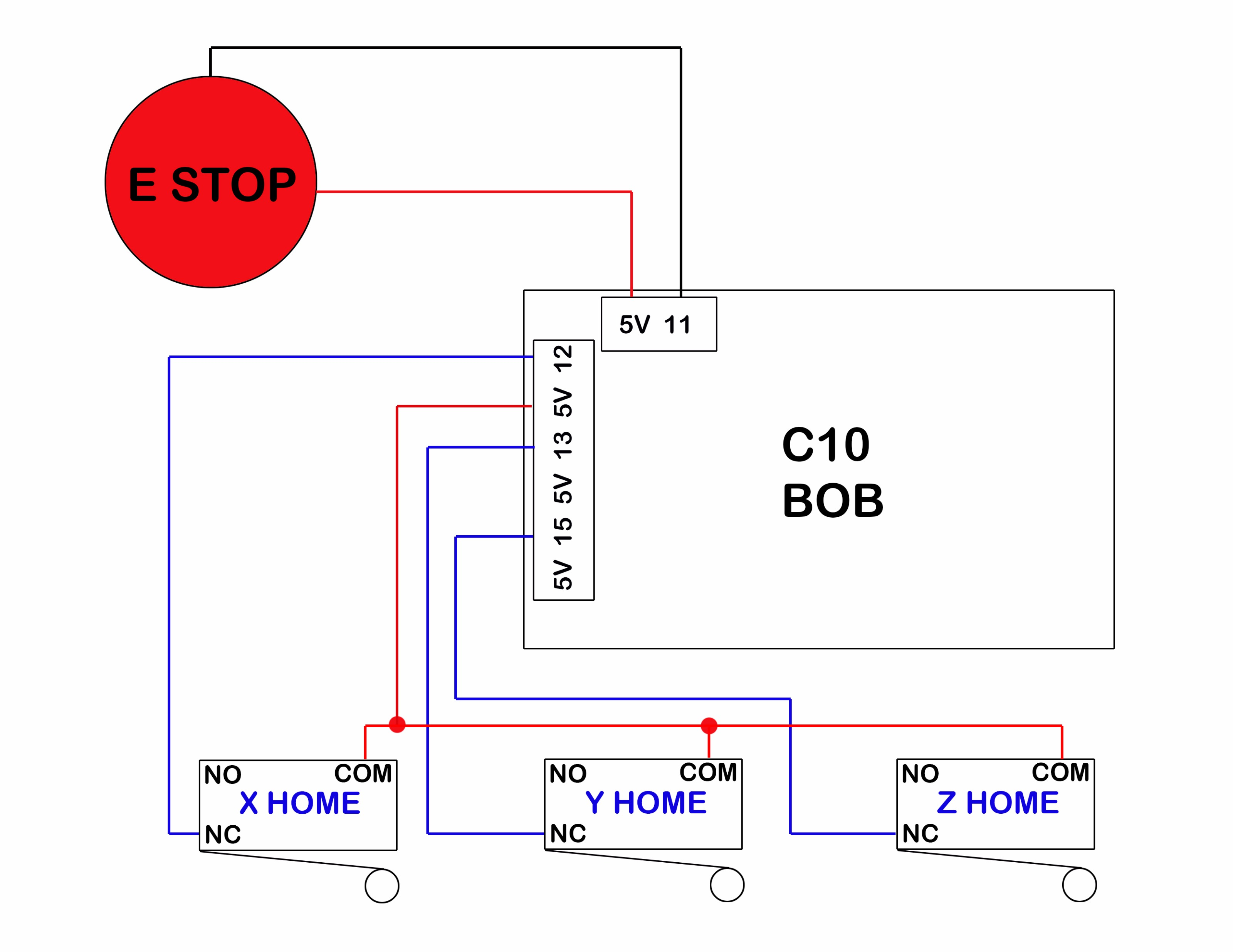 Wiring Schematic For G With C41 And C10 In Case