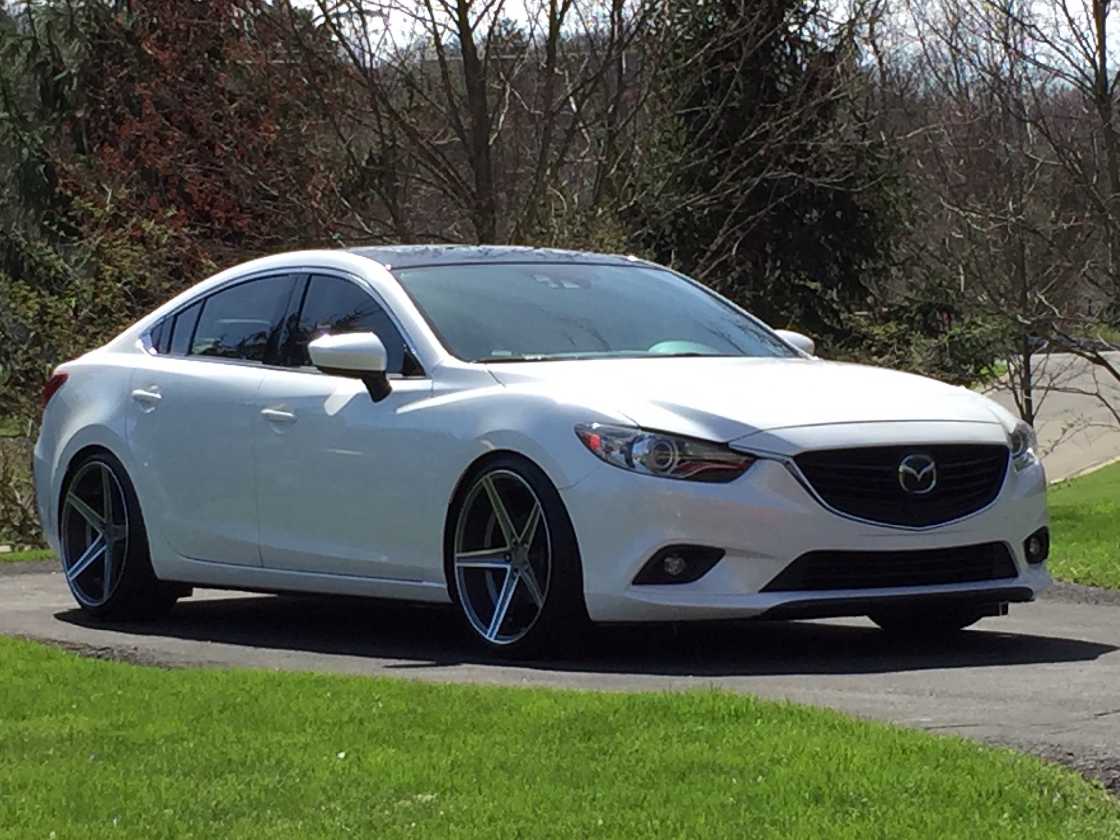 Hey Guys 2014 Mazda 6 GT Mods List As Extensive As The