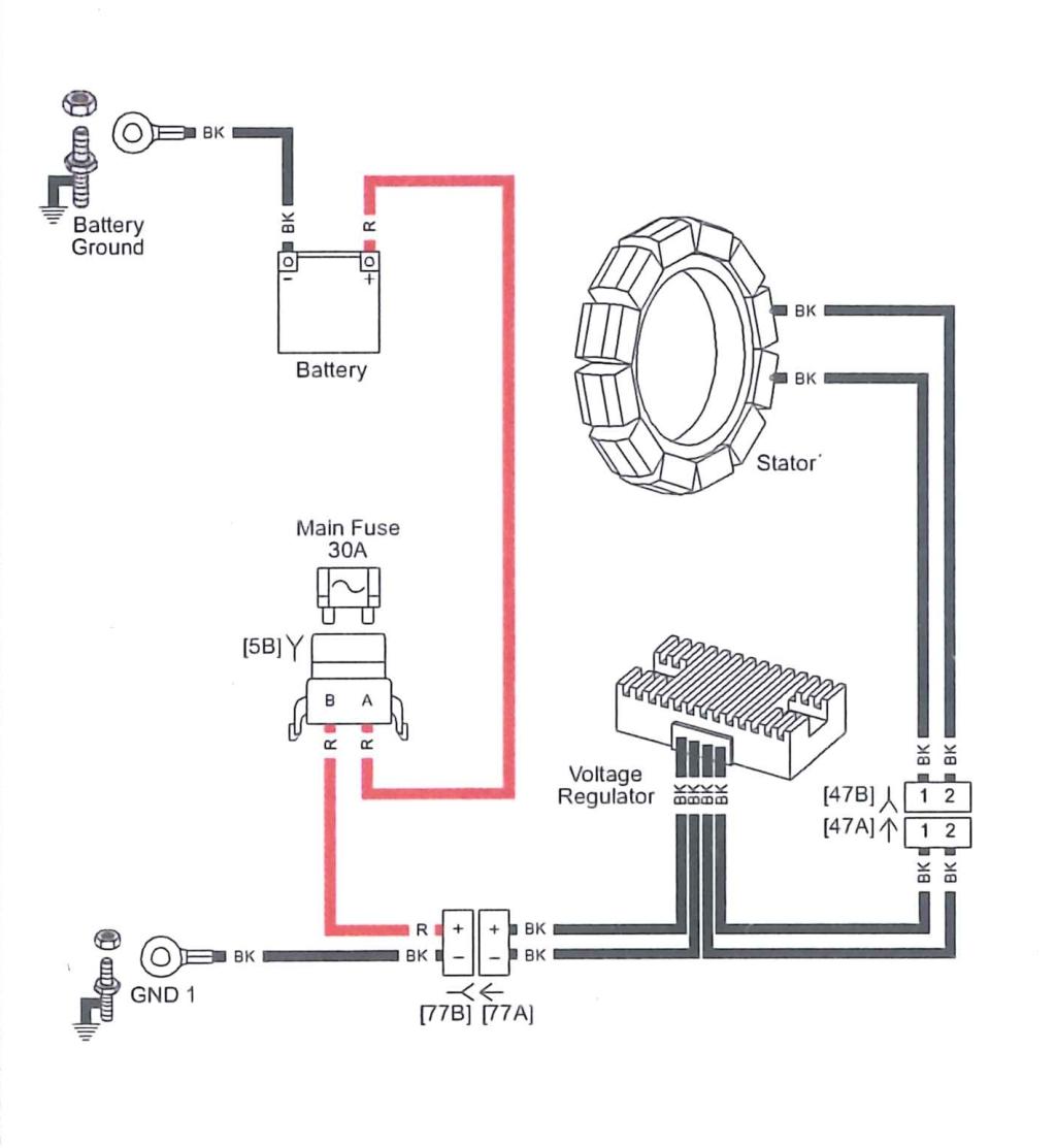 Fxr Wiring Diagram