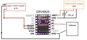 DRV8825  can't change the vref  Motor controllersdrivers and motors  Pololu Forum