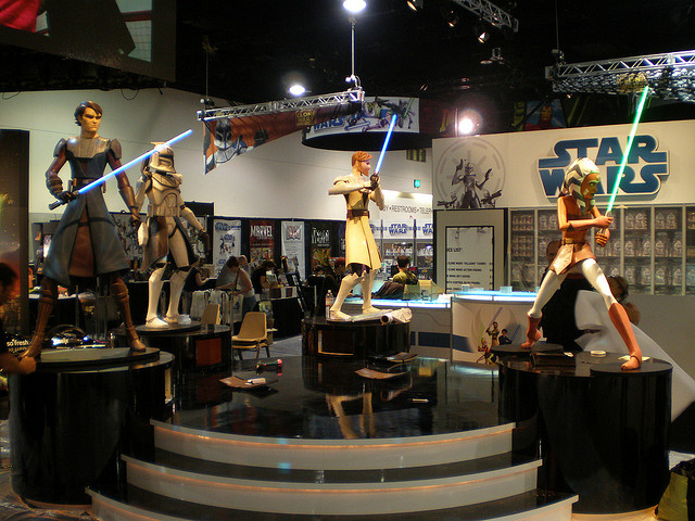 Image result for Clone wars life size ahsoka